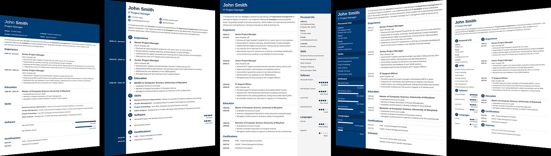 Faire un CV qui vous amène droit en entretien