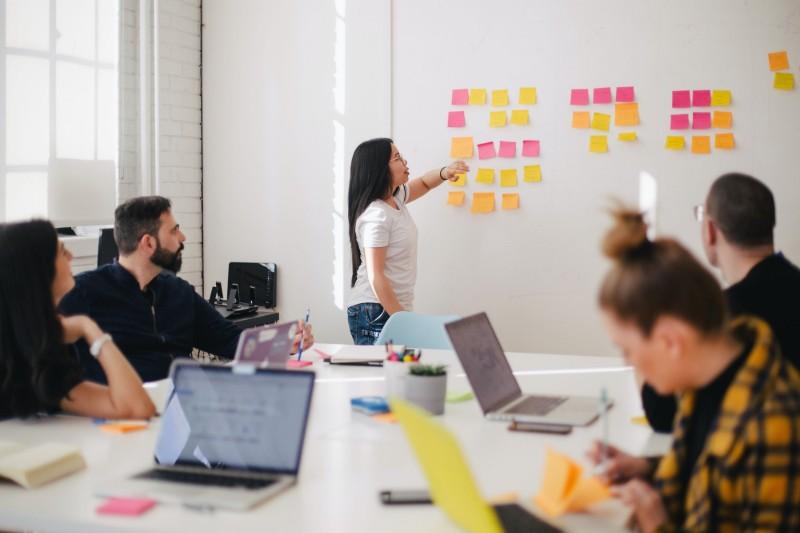 CV chef de projet : exemple chargé de projet (project manager)