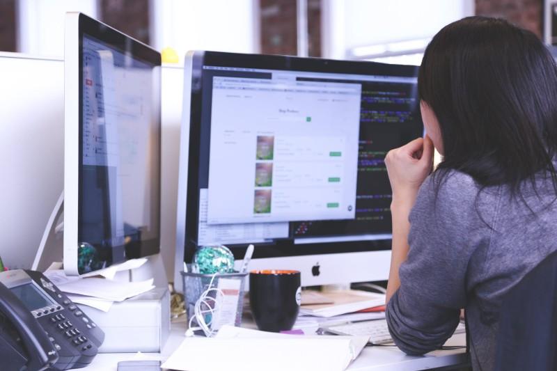 Exemple CV développeur web (dev informatique junior/senior)
