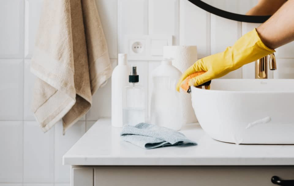 Exemple de CV femme de ménage / femme de chambre (particulier, hôtel, etc.)