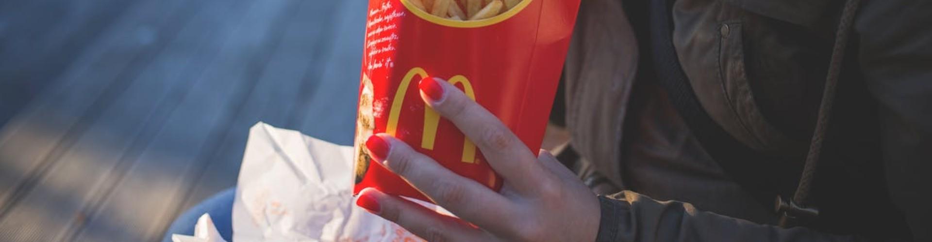 CV McDo : exemple de CV pour recrutement chez McDonald's