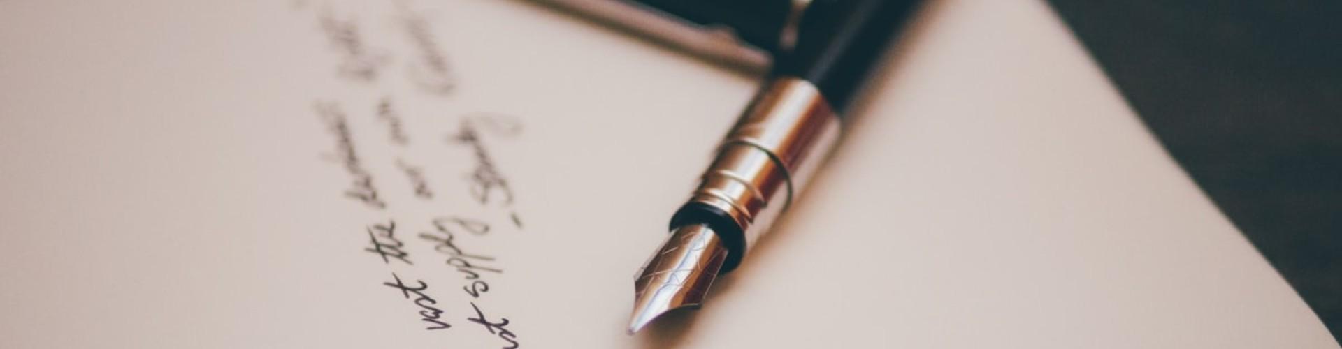 Lettre de motivation manuscrite : quand et comment l'écrire ?