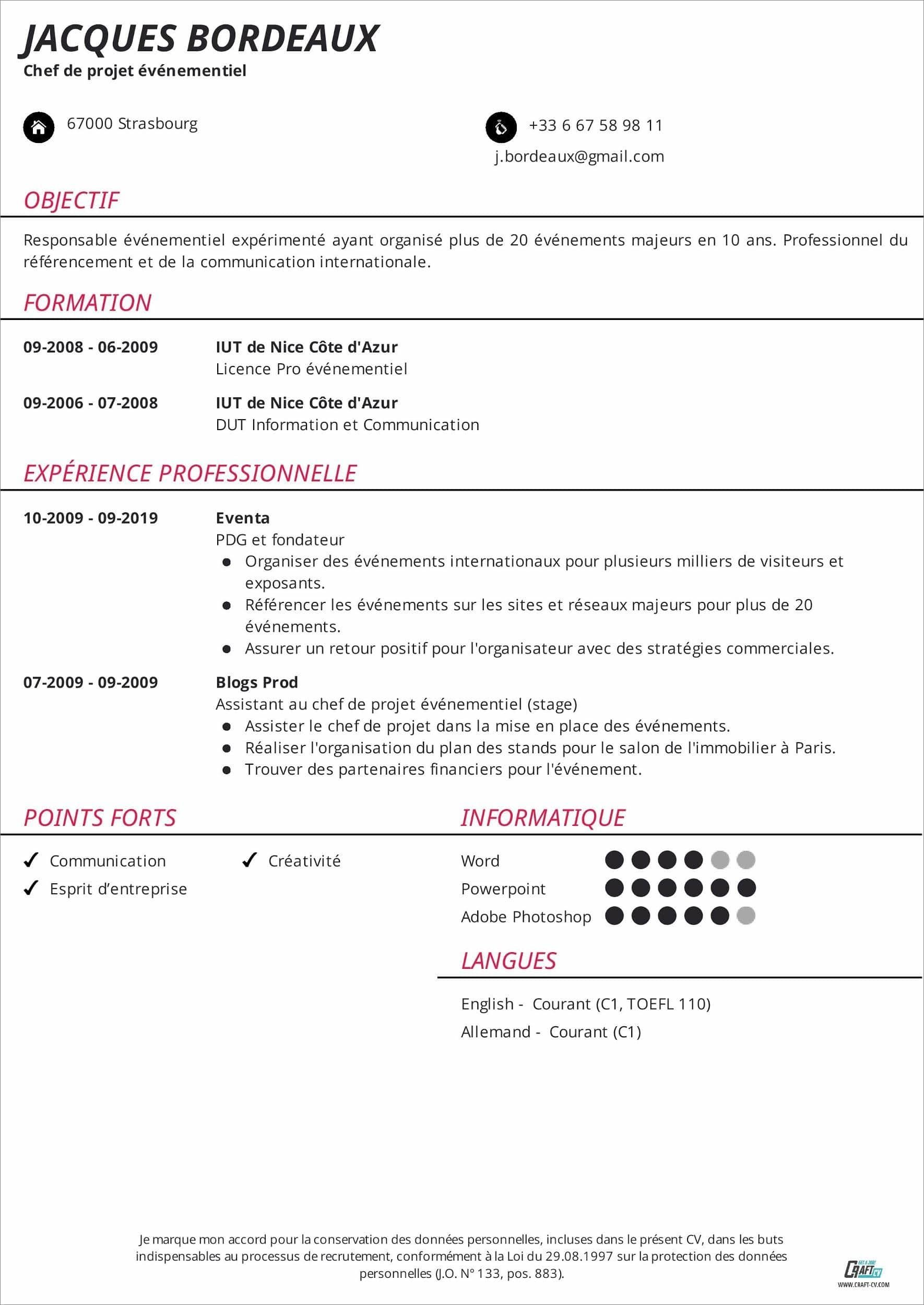 Exemple De Demande De Stage Esat / Modele Demande De Stage ...
