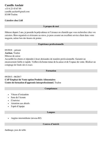 Template CV LaTeX : les 11 meilleurs exemples de CV LaTeX